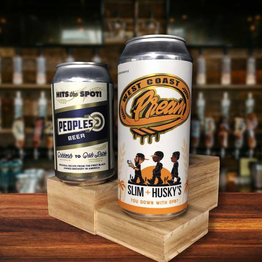 Beer Labels - Beer Can Labels - Craft Beer Labels - Beer Bottle Labels - Labels for Craft Breweries & Microbreweries